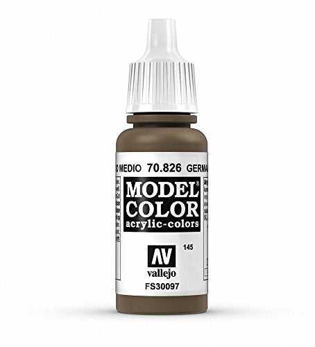 Vallejo Model Color German Camo Medium Paint, 17ml