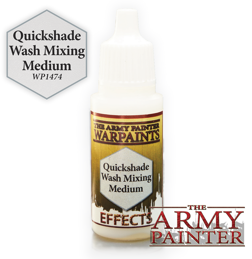 The Army Painter Effects Warpaints 18ml Quickshade