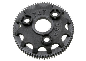 Traxxas 4676 Spur gear, 76-tooth (48-pitch) (for models with Torque-Control slipper clutch)