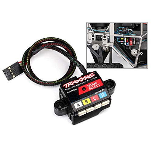 Traxxas 6590 High-Voltage Power Amplifier
