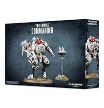 Load image into Gallery viewer, Games Workshop Warhammer 40k Tau Empire Commander Plastic Kit 56-22