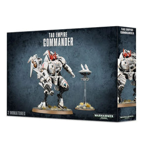 Games Workshop Warhammer 40k Tau Empire Commander Plastic Kit 56-22