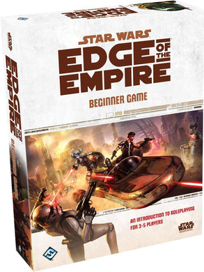 Star Wars: Edge of the Empire - Beginner Game - Fantasy Flight SWE01