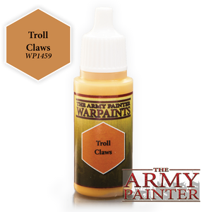 "The Army Painter Warpaints 18ml Troll Claws ""Flesh Tone Variant"" WP1459"