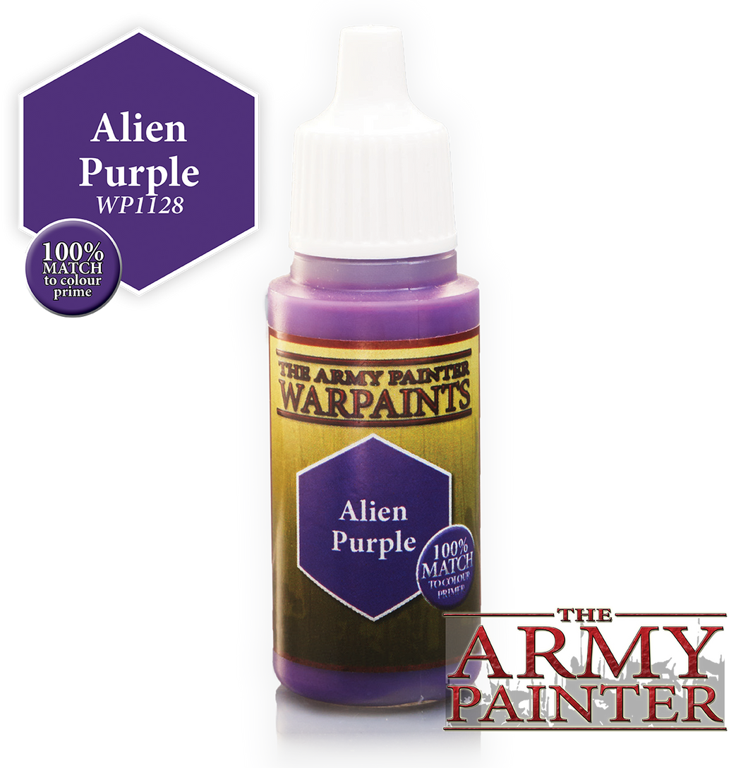 The Army Painter Warpaints 18ml Alien Purple