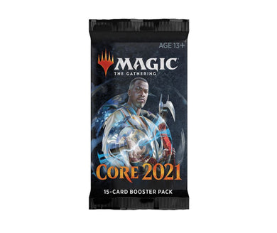 Magic: The Gathering Core 2021 Booster Pack by Wizards of the Coast