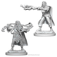 Load image into Gallery viewer, Dungeons & Dragons Nolzur's Marvelous Unpainted Minis: Human Male Sorcerer WZK72628