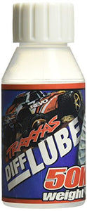 Traxxas 5137 Differential Oil, 50,000 Weight