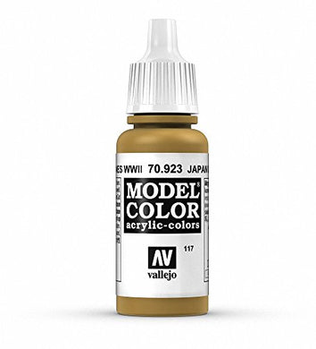 Vallejo Model Color Japanese Uniform Paint, 17ml