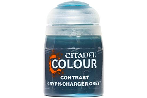 Games Workshop Citadel Colour: Contrast - Gryph-Charger Grey