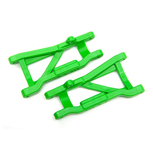 Traxxas 2555G Suspension arms Rear (Green) (2) Heavy Duty, Cold Weather Material