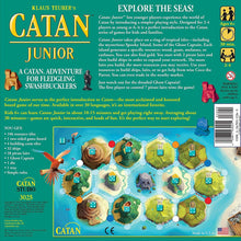 Load image into Gallery viewer, Catan Junior - Klaus Teuber - Catan Studio CN3025