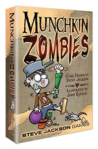 Munchkin Zombies By Steve Jackson