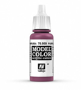Vallejo Model Color Acrylic Paint, Purple 17ml