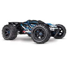 Load image into Gallery viewer, Traxxas 86086-4 E-Revo VXL 2.0 RTR 4WD Electric Monster Truck Blue Brand New