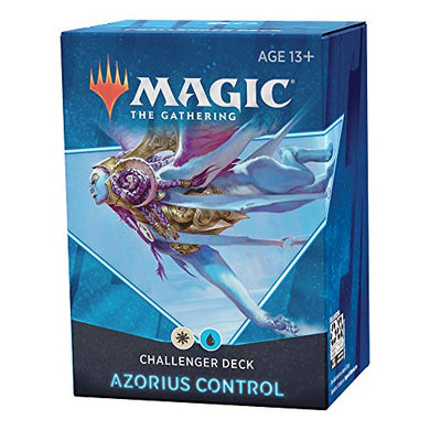 Magic The Gathering 2021 Challenger Deck – Azorius Control (Blue-White)