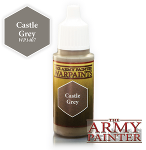 "The Army Painter Warpaints 18ml Castle Grey ""Grey Variant"" WP1407"