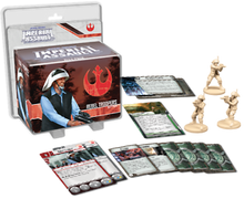 Load image into Gallery viewer, Star Wars: Imperial Assault - Rebel Troopers Ally Pack SWI08