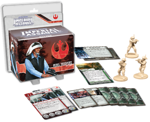 Star Wars: Imperial Assault - Rebel Troopers Ally Pack SWI08