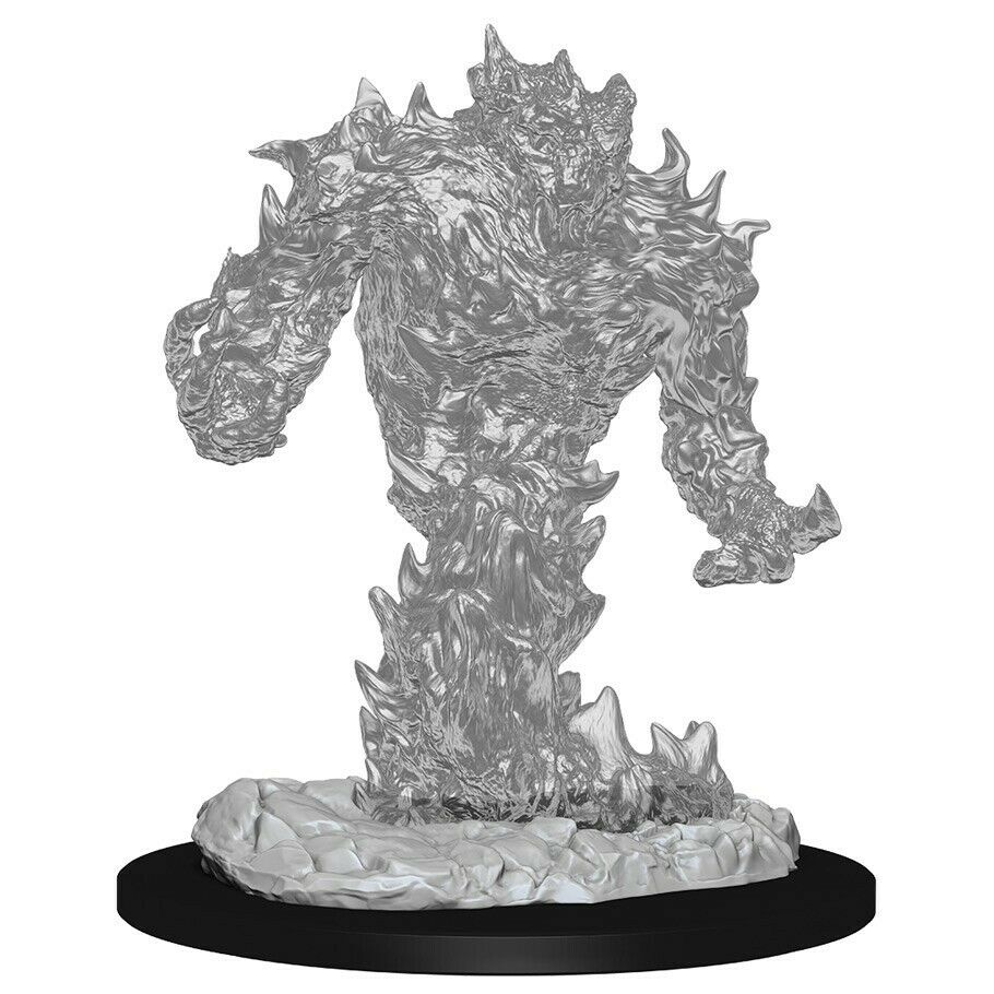 Dungeons & Dragons Nolzur's Marvelous Miniatures - Fire Elemental WZK73847