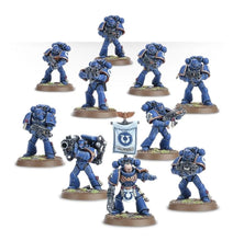 Load image into Gallery viewer, Games Workshop Warhammer 40K Space Marine Tactical Squad Game 48-07