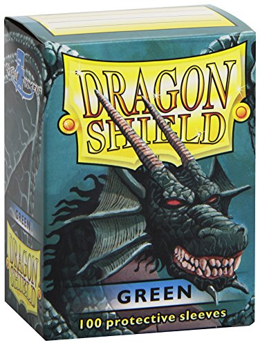 Dragon Shield Sleeves Classic Green(100)