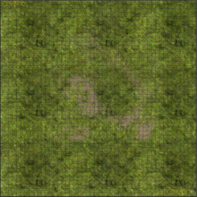 "Load image into Gallery viewer, Custom 48"" x 48"" Battle Mat"
