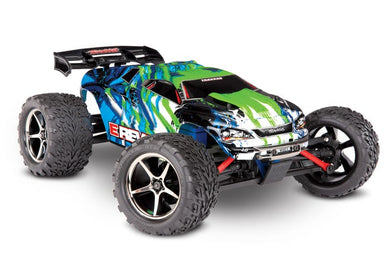 Traxxas E-Revo 1/16 4WD Brushed RTR Truck (Green) 71054-1