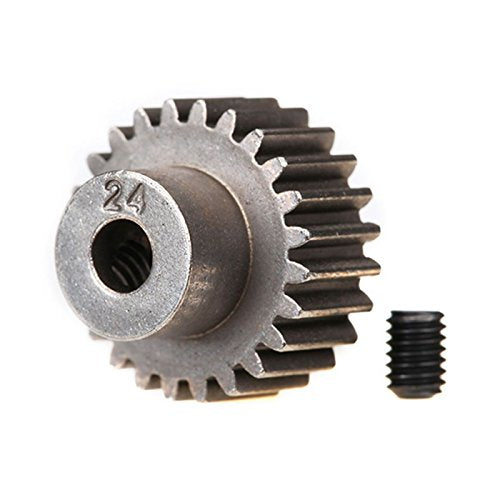 Traxxas 2424 24-Tooth Pinion Gear (48 Pitch)