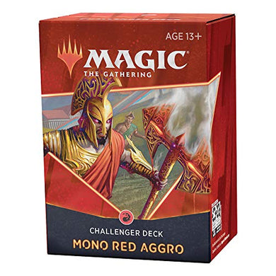 Magic The Gathering 2021 Challenger Deck – Mono Red Aggro