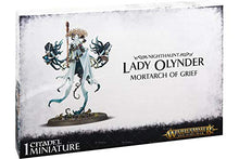 Load image into Gallery viewer, Games Workshop Warhammer Age of of Sigmar Nighthaunt Lady Olynder 91-25