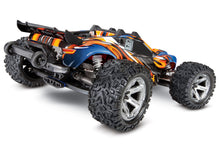 Load image into Gallery viewer, Traxxas Rustler 4x4 VXL Brushless RC Stadium Truck Orange w/TSM