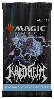 Kaldheim Collector Booster Pack Pre-Order