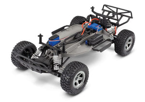 Traxxas Slash Unassembled KIT 1/10-Scale 2WD Short Course Racing Truck, TQ 2.4GHz Radio System
