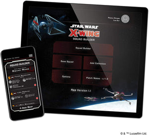 Star Wars: X-Wing Second Edition Core Set [New Games] Table Top Game
