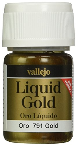 Vallejo Gold Paint, 35ml