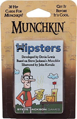 Steve Jackson Games Munchkin Hipsters Card Game