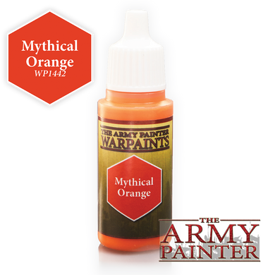 The Army Painter Warpaints 18ml Mythical Orange