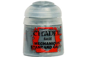 Games Workshop Citadel Base: Mechanicus Standard Grey