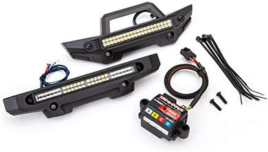 Traxxas 8990 LED Light Kit: 1/10 Maxx (Includes #6590 Amplifier)