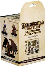 Load image into Gallery viewer, WizKids Pathfinder Battles: Legendary Adventures Standard Boosters Miniatures