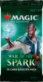Magic The Gathering War of The Spark Booster Pack by Wizards of the Coast