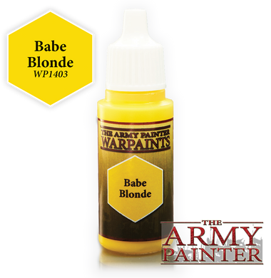 The Army Painter Warpaints 18ml Babe Blonde