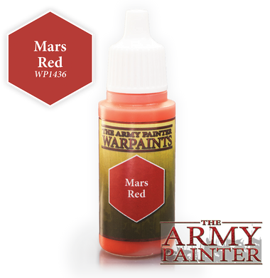 The Army Painter Warpaints 18ml Mars Red