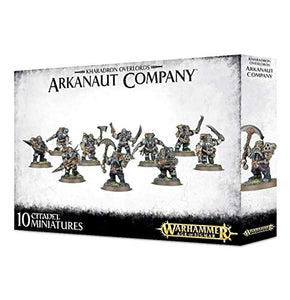 Games Workshop Warhammer Kharadron Overlords Arkanaut Company 84-35