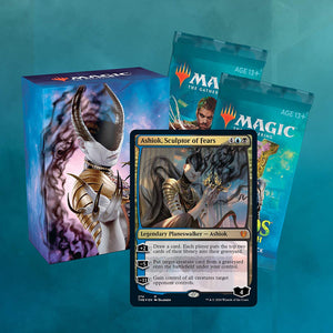 Magic: The Gathering Ashiok Planeswalker Deck Theros Beyond Death 60-Card Deck