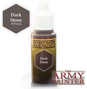 "The Army Painter Warpaints 18ml Dark Stone ""Grey Variant"" WP1425"
