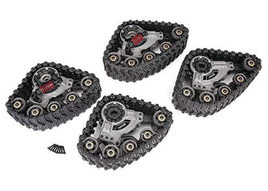 Traxxas 8880, TRX-4 (4) (Complete Set, Front & Rear) for The ultimated Traction
