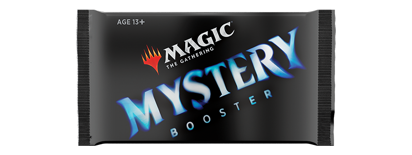 Magic: The Gathering Mystery Booster Pack by Wizards of the Coast