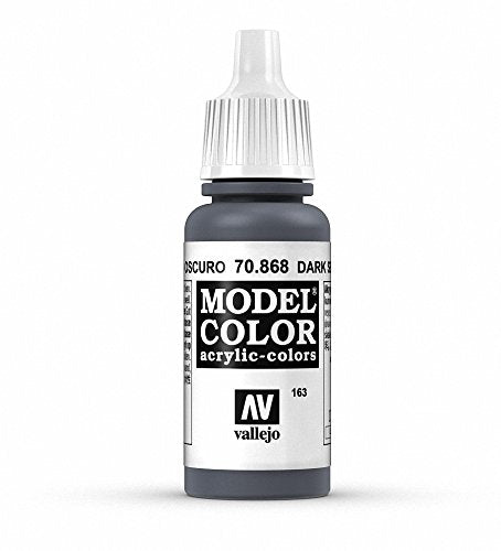 Vallejo Model Color Dark Sea Green Paint, 17ml